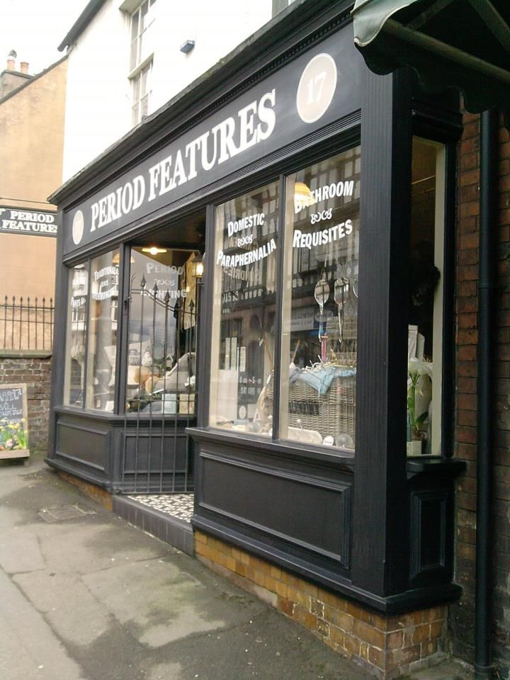 Period Features - Home & Interior Store - Broad Street