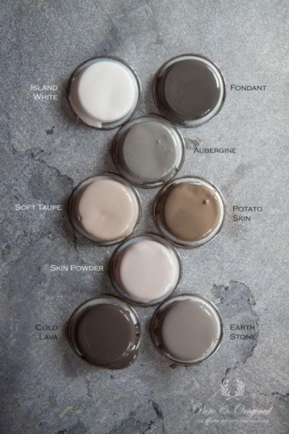 Dat zijn ze ;) Mooi kleuren als basis voor je interieur.:
