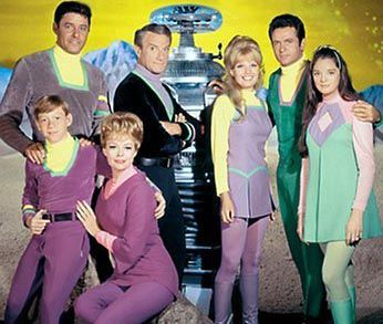 Lost In Space was a science fiction series that aired on CBS from 1965-68. The show centered around the adventures of the Robinson Family, the comically evil Dr Smith and the ships robot as they try to find their way back to Earth after being knocked off course