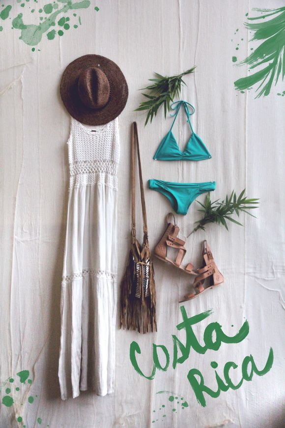 What To Pack For A Costa Rica Getaway | Free People Blog #freepeople