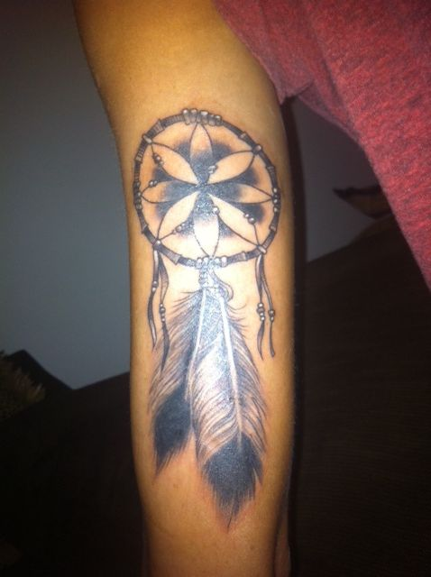 41 best dreamcatcher tattoos images on