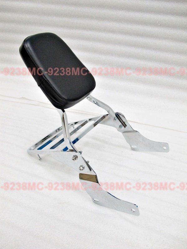 Sissy Bar Backrest for Honda Shadow SABRE 1100 ACE VT1100 GTC#m8Fr #Unbrand