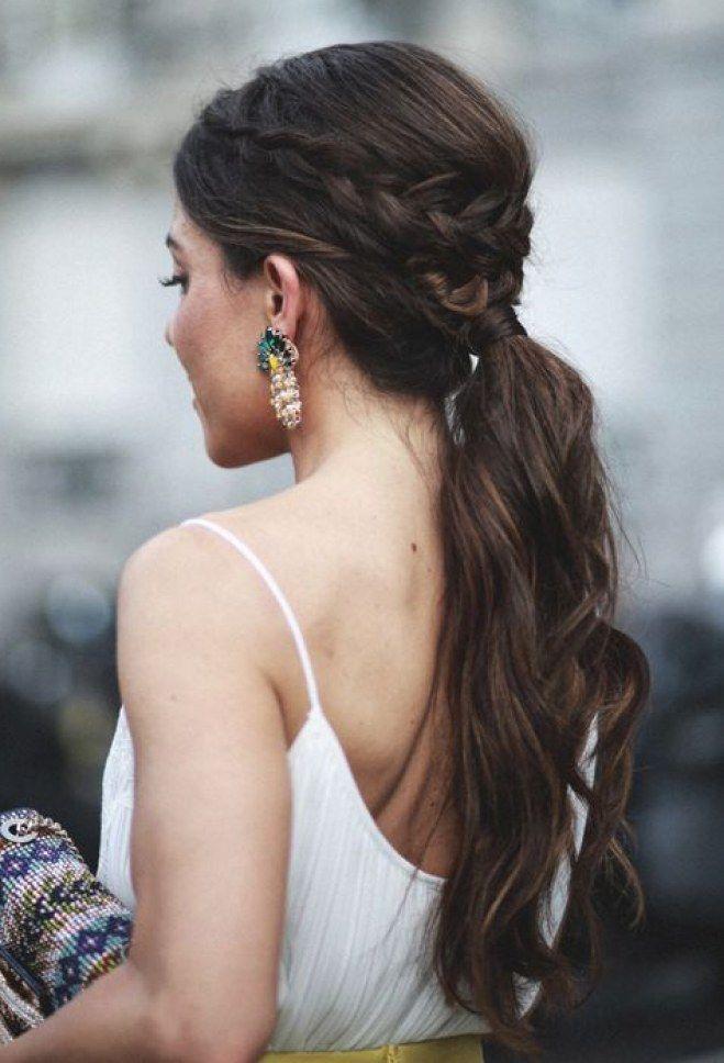 37+ Quelle coiffure avec une robe longue le dernier