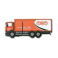 Promotional custom USB truck from promobrand