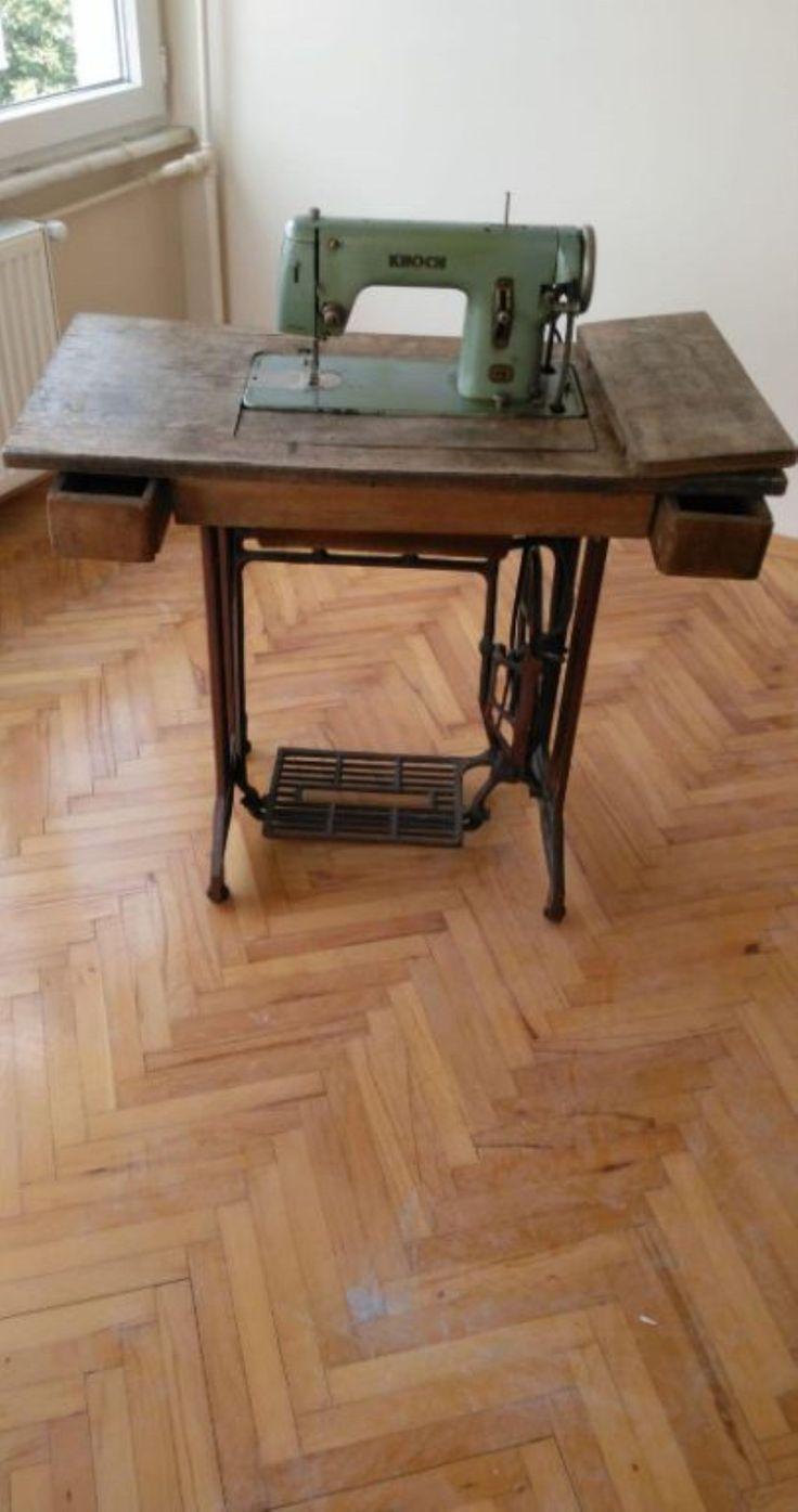 Antika Dikiş Makinesi
