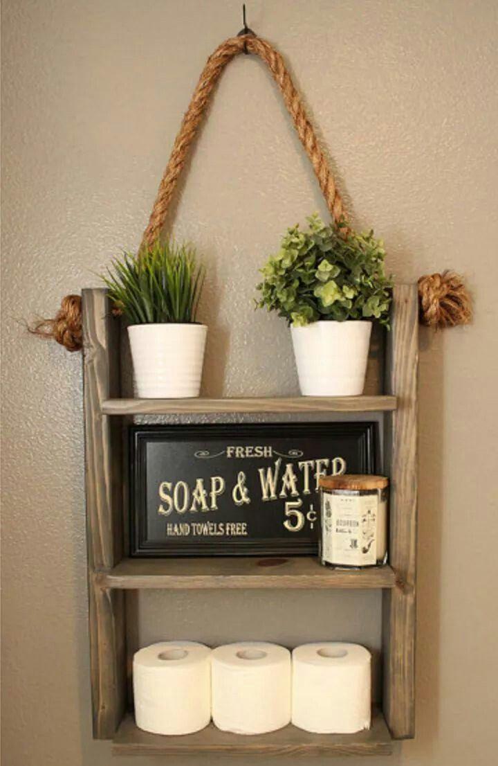 Best 25+ Bathroom Ladder Shelf Ideas On Pinterest | Bathroom Ladder, Small  Country Bathrooms And Diy Towel Baskets Part 54