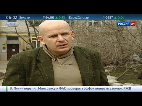 Украинский журналист Олесь Бузина теперь без намордника Порошенко