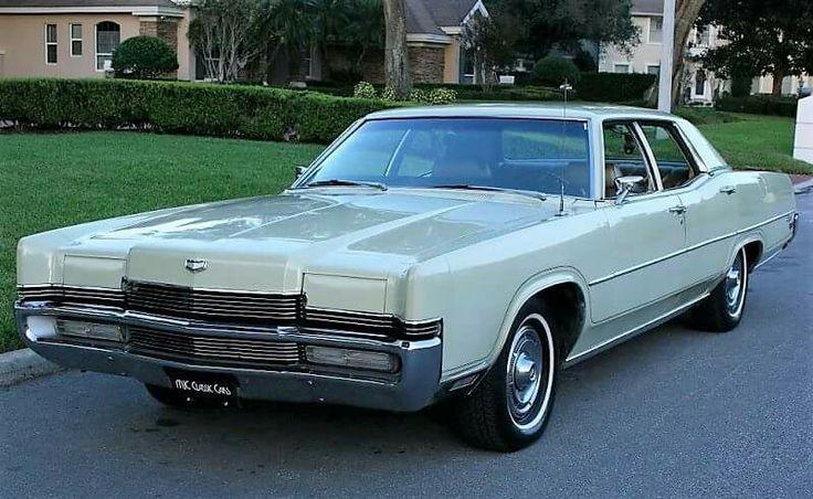 1969 Mercury Marquis 4-Door Sedan