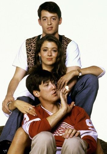 15 THINGS YOU (PROBABLY) DIDN'T KNOW ABOUT FERRIS BUELLER'S DAY OFF