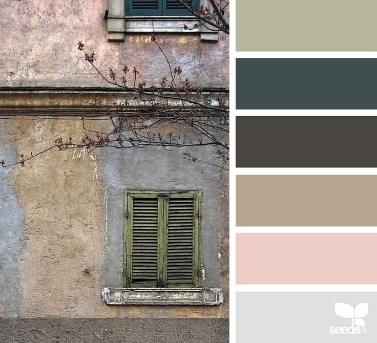 { color view } image via: @mikefanfulli color combination, color palettes, color scheme, color inspiration, visual communication.