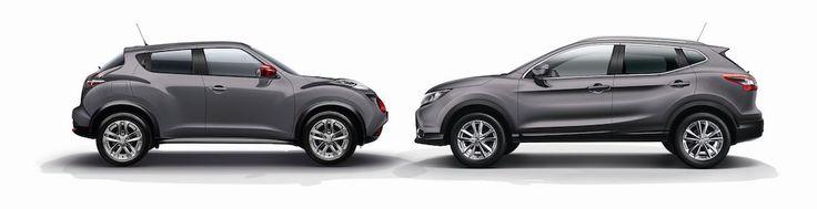 Nissan Juke & Nissan Qashqai – Découvrez les séries spéciales « Design Edition »- via Nissan Aix-en-Provence www.nissan-couriant.fr