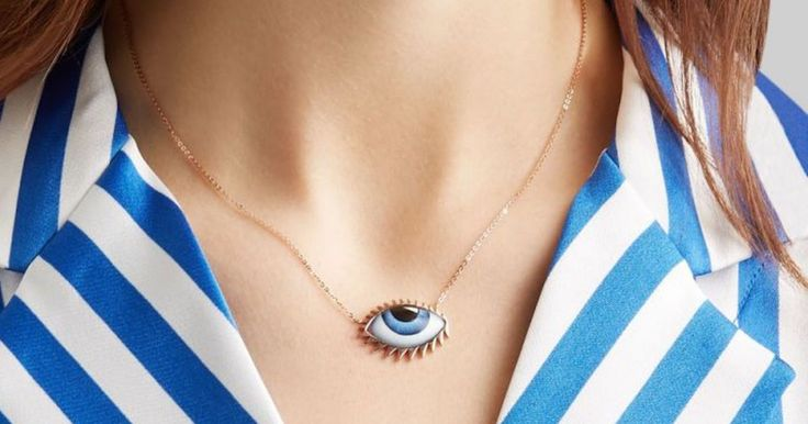 20 Chic Good Luck Charms & Their Meanings #refinery29 http://www.refinery29.com/talisman-jewelry-meanings