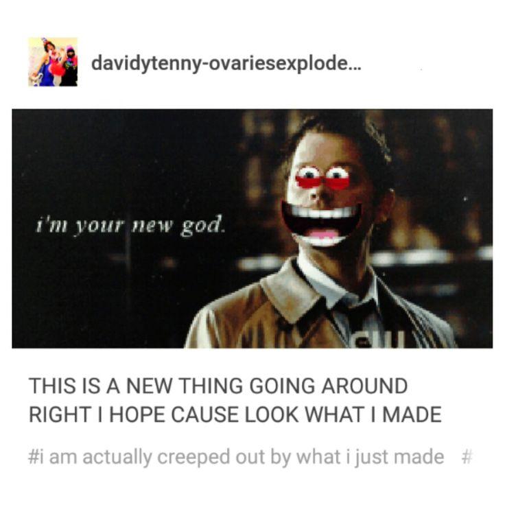 supernatural tumblr textpost castiel cas Misha Collins hellatus