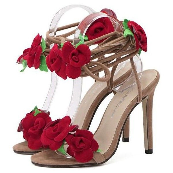 Shoe rack Shoe The Bear Polina Scarpe col Tacco con Cinturino a T Donna U5L