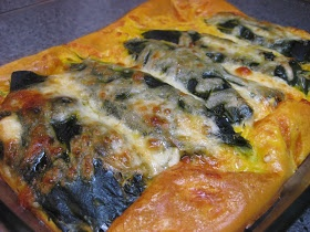The most amazefest baked chile rellenos.  Goes great with chef Marcela's stuffed poblano sauce (http://www.foodnetwork.com/recipes/marcela-valladolid/stuffed-poblano-chiles-chiles-rellenos-recipe/index.html).