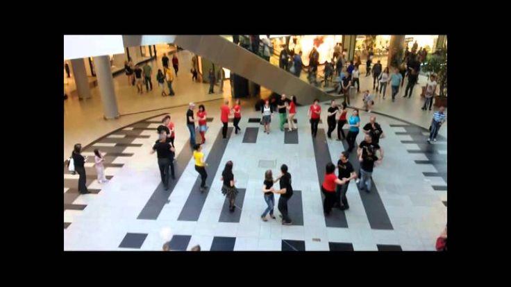 Rueda de Casino International Multi Flashmob www.salsatropical.hu