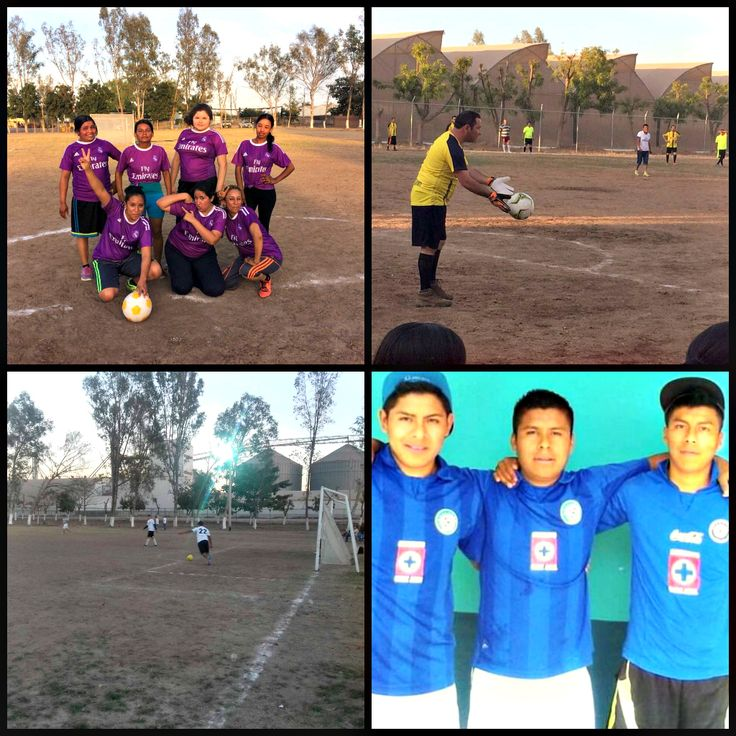 The heat is on in Culiacan (it almost always is!), but this time it's not just the weather.  Our farm team there is passionately engaged in a #soccer tournament and the final is only two days away.  We know how important exercise and sports are for #HealthyLiving and relieving stress and we encourage and support these activities for our team.  Check in on Wednesday to find out who wins!