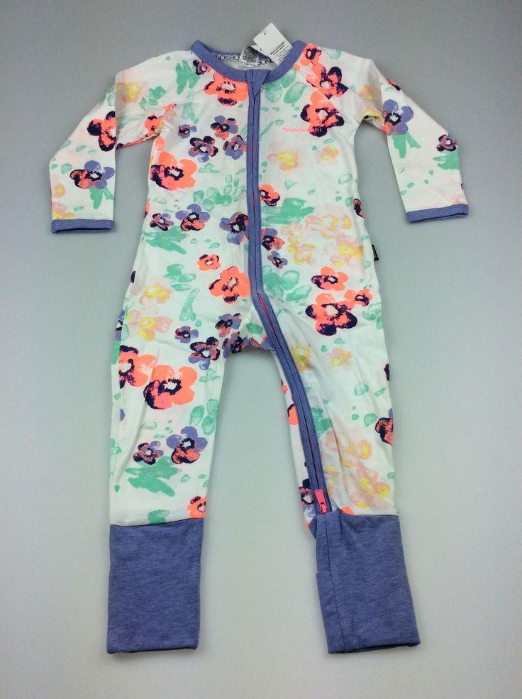 BONDS, Zip Wondersuit, brand new with tags (BNWT), size 1, $14 #kidsfashion #Bonds #Wondersuit
