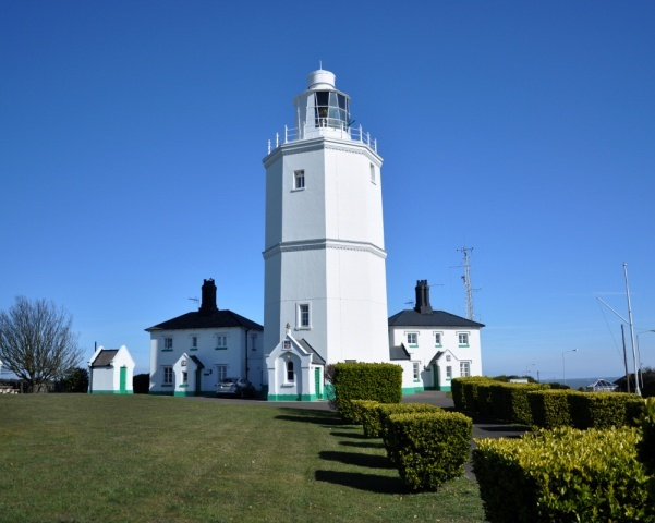 North Foreland lighthouse - Broadstairs Kent, England