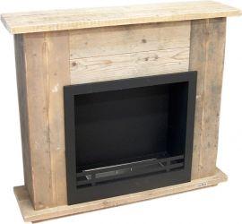 Schouw gemaakt van steigerhout voorraad artikel (21020131555) | Openhaarden | JORG`S Houten Meubelen