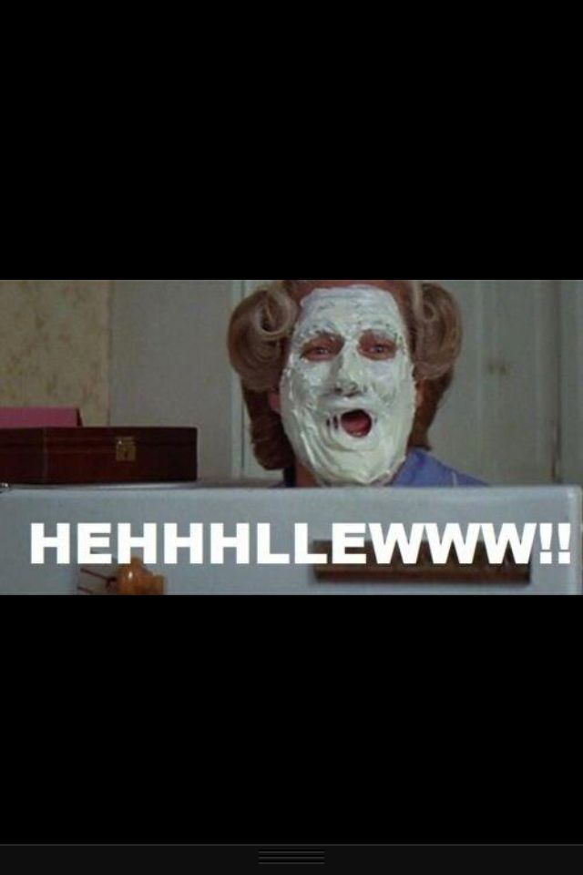 Best Mrs Doubtfire Quotes Ideas On Pinterest Mrs Doubtfire - 14 hilarious inspiring quotes from robin williams