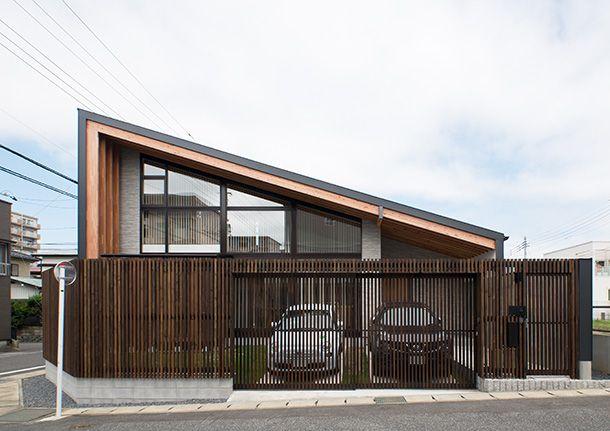 大屋根の垂木の家・間取り(和歌山県海南市)   注文住宅なら建築設計事務所 フリーダムアーキテクツデザイン