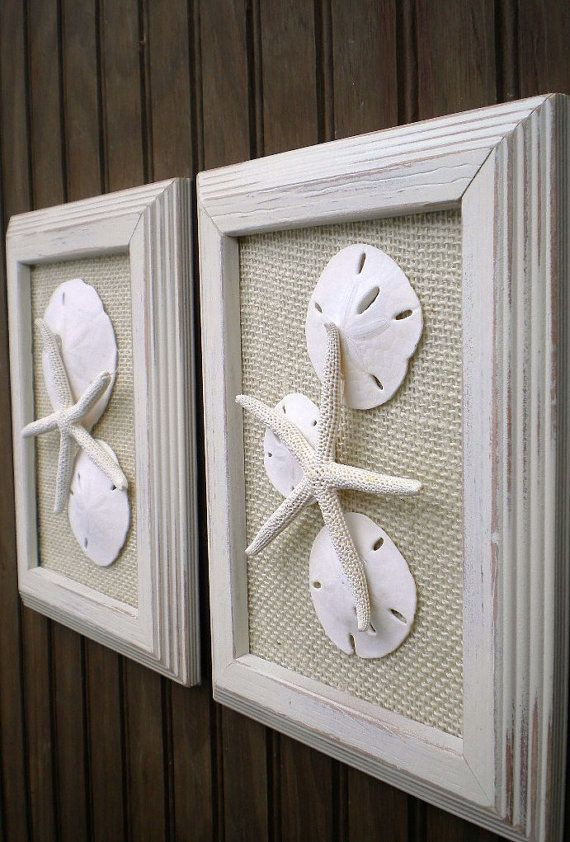 Cottage Chic Starfish Beach Wall Art Sea by OMearasCottageCharm, $44.99