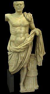 Général de Tivoli - IIème siècle avant JC - Musée National Romain - Rome