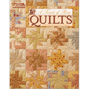 Leisure Arts, A Touch of Rosie Quilt Book