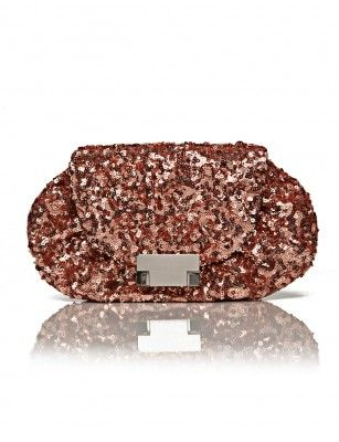 Our first 75 followers will be have a chance of winning this KAREN sequined clutch!!