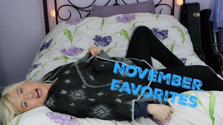 November Favorites 2015 | Express Haul ♥ Jessica Jones ♥ Steve Madden ♥ ...