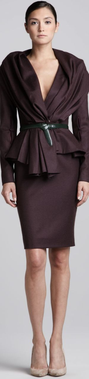 Neiman Marcus suited style ♥✤ | KeepSmiling | BeStayBeautiful