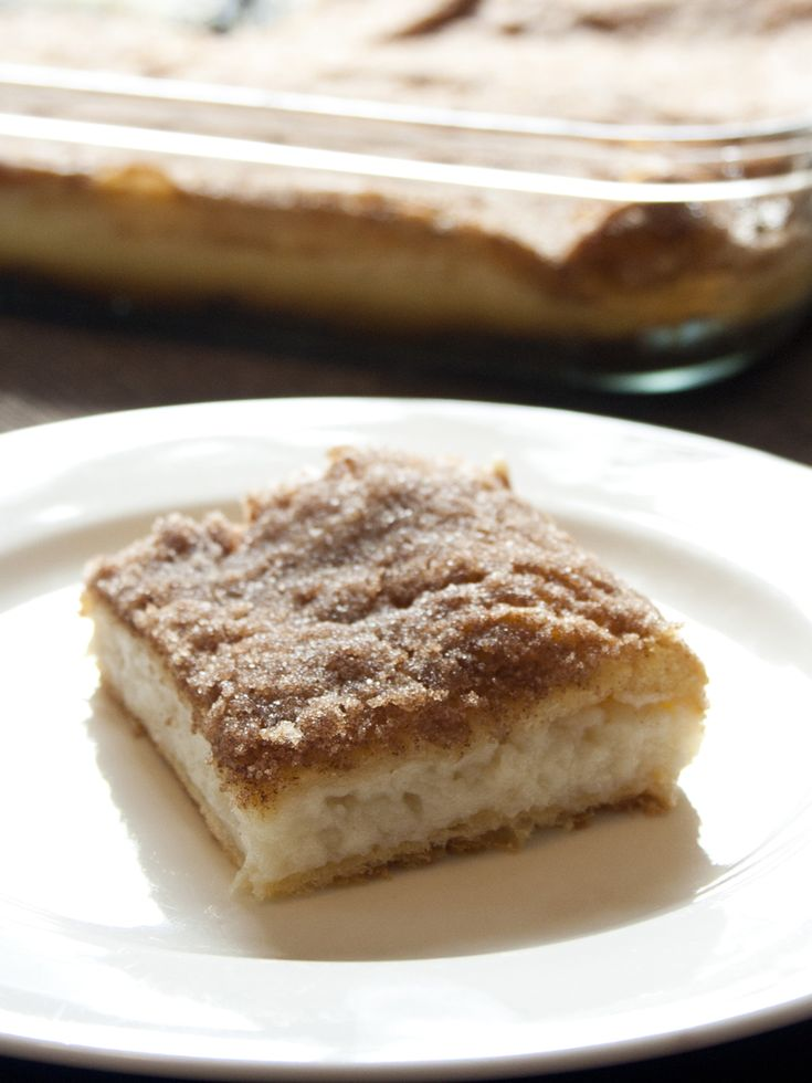 Sopapilla Cheesecake. Made this the other day and it was absolutely ...
