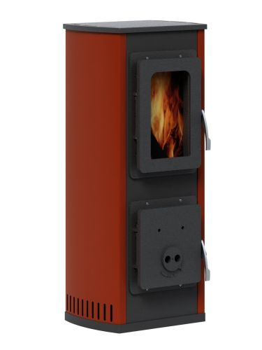 UNI-15501-Rot / Werkstattofen / Kategorie: 1B