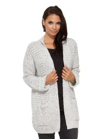 Zest Weekend Chunky Longline Cardigan #NewandNow
