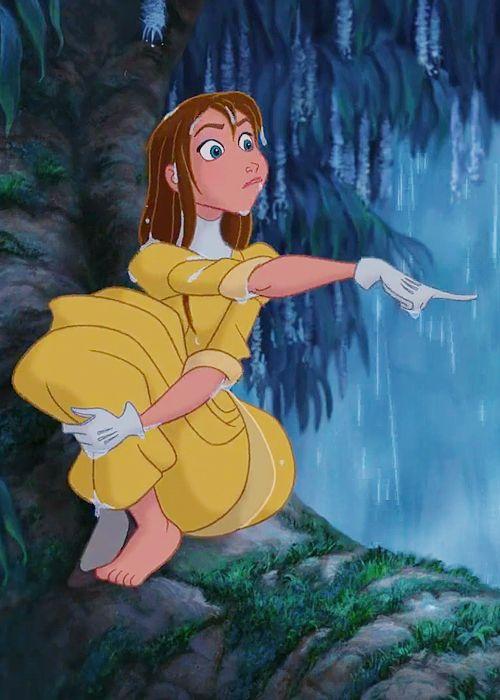 *JANE ~ Tarzan, 1999