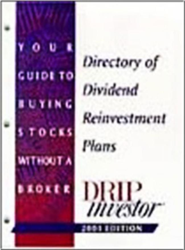 Directory of Dividend Reinvestment Plans, 1 issues for 1 year