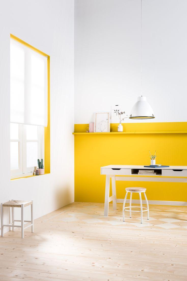 25 beste ideen over Geel interieur op Pinterest  Gele