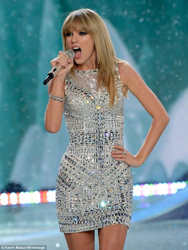 Dress from Victorias secret fashion show ! Perfect for new years eve or 21st birthday!!!  Want Please!!!!