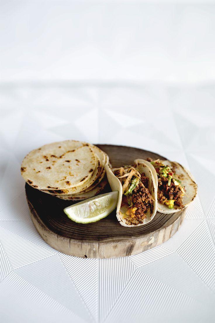 THE WORLDLY PULLMAN-TORTILLA TACOS. Bread tortillas? Whaaattt!?