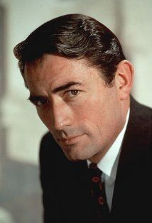 Gregory Peck...I wouldn't know where to begin with this amazing man. He was the ultimate.