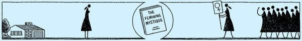 'The Feminine Mystique' at 50 - Gail Collins - NYTimes.com
