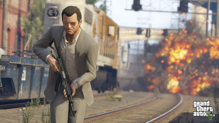 GTA 5 Outsold Uncharted 4 in UK Last Year; PS4 Performed Better Than Xbox One -- Report - GameSpot