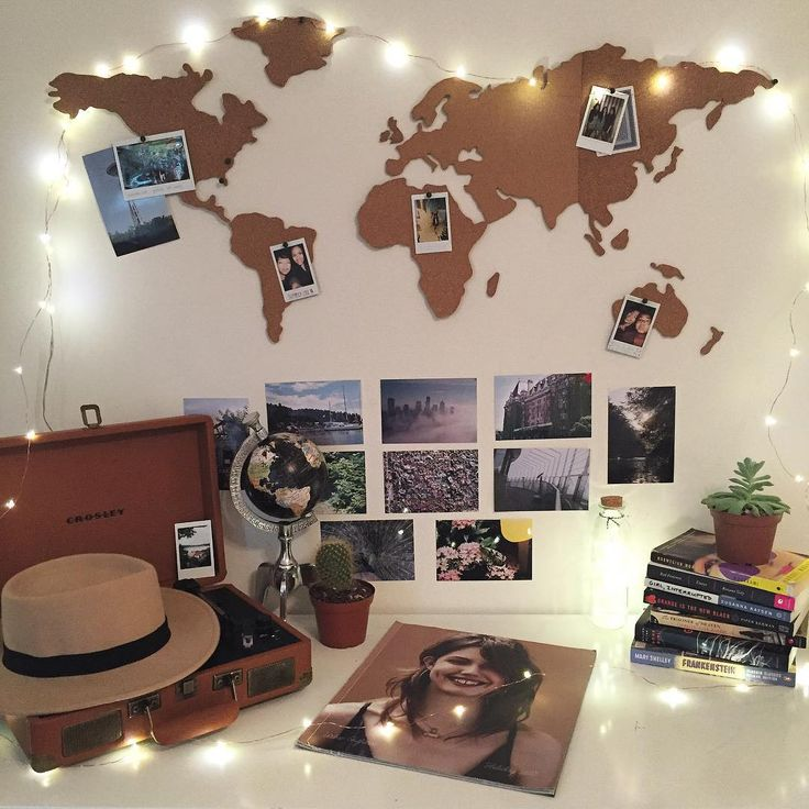 """show us how you decorate! #UOhome #instax #crosley #urbanoutfitters"""