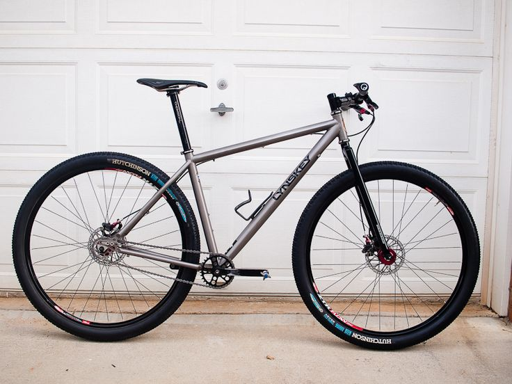lynskey rigid single speed classic bikesbike mtbbike