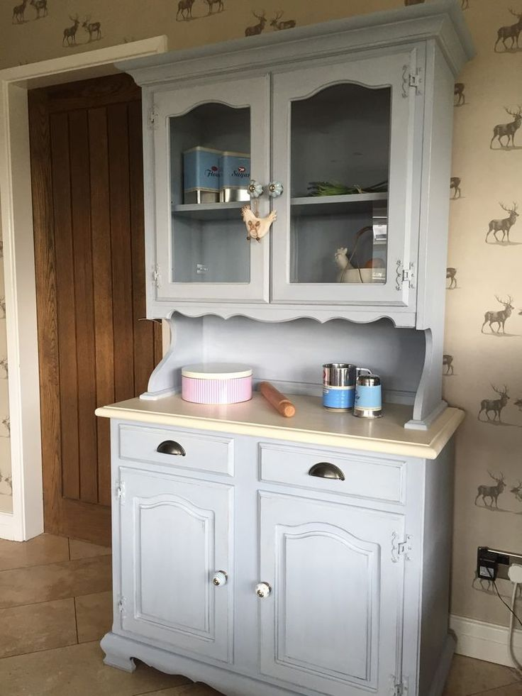 Painted Kitchen Dresser Ideas