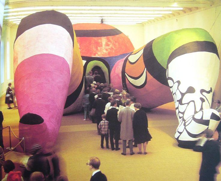 Niki de Saint-Phalle La Hon (La Elle), 1966