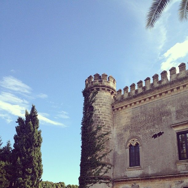 Castello Monaci Italy www.alwaysandri.co.uk