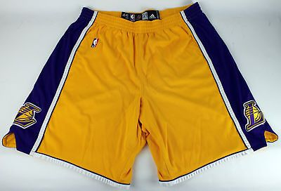 Lakers Kobe Bryant Game Used 2000's Home Adidas Shorts Size 46 w/Provenance