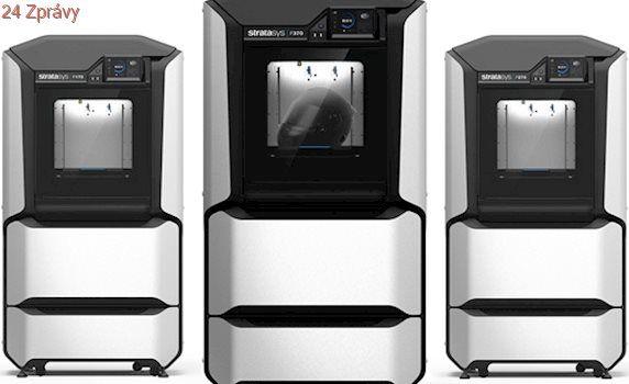 Průkopník 3D tisku představil novinku na tisk a ověřování prototypů